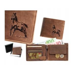 Peněženka pánská - Kůň 3 (040)