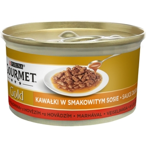 Gourmet Gold 85 g Sauce Delight - hovězí
