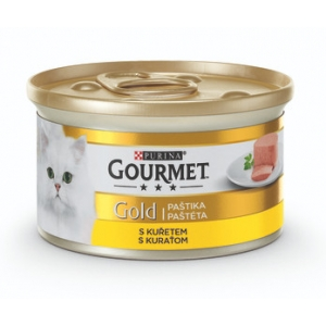 Gourmet Gold 85 g paštika - kuře