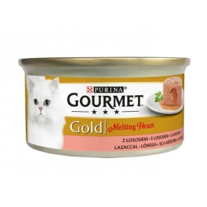 Gourmet Gold 85 g Melting Heart - losos