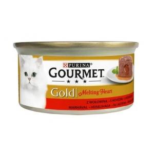 Gourmet Gold 85 g Melting Heart - hovězí