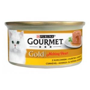 Gourmet Gold 85 g Melting Heart - kuře
