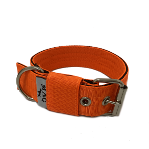 Obojek MAG - neon oranžový