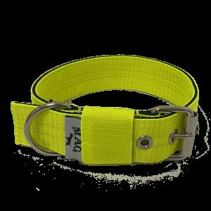 Obojek MAG - neon žlutý