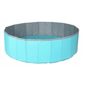 Bazén pro psy - tyrkysovo/šedý