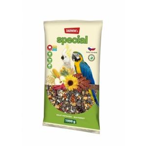 Darwin's papoušek velký Special
