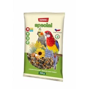 Darwin´s papoušek střední Speciál