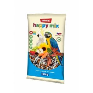 Darwin´s papoušek velký Happy Mix