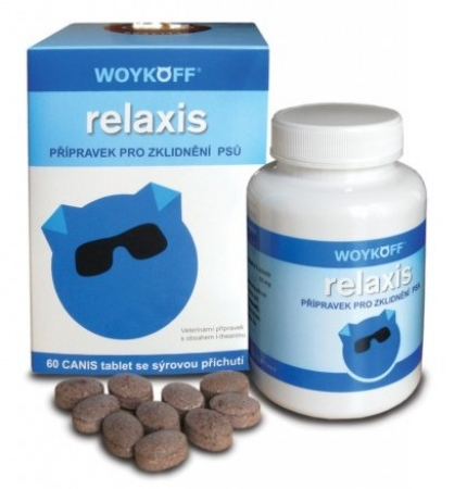 Relaxis 60 tbl. - na zklidnění