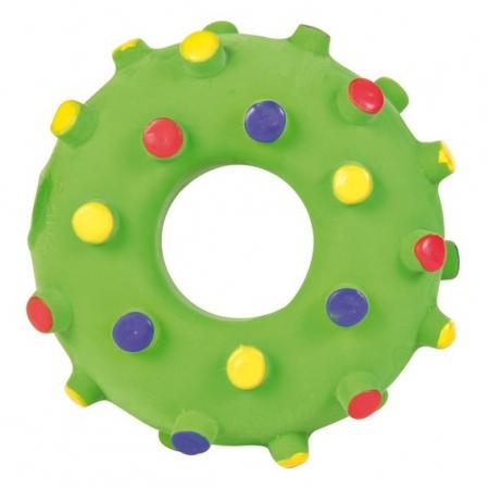 Kroužek s čudlíky - latex, BEZ ZVUKU