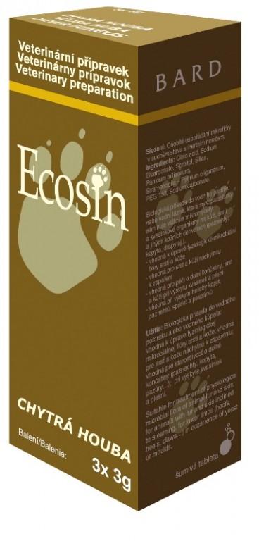 Chytrá houba Ecosin