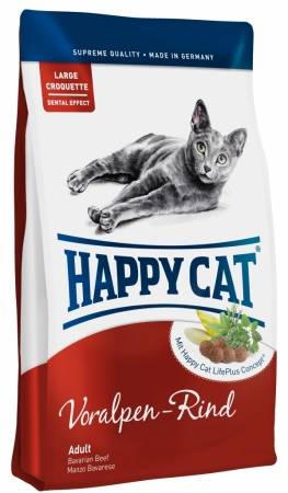Happy Cat Supreme Fit&Well - Adult Voralpen Rind