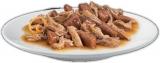 Gourmet Gold 85 g jemné kousky - hovězí a kuřecí, fotografie 1/1