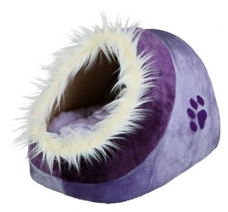 Pelíšek koule Minou - fialový