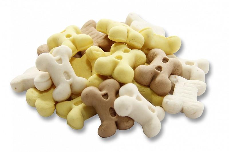 Snack - vanilkové kostičky pro štěňata