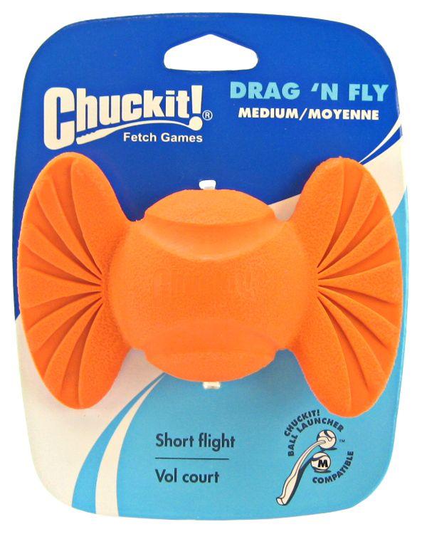 Míček Chuckit! Drag n Fly - pomalý, fotografie 1/3