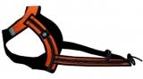 Postroj Zero Faster - neon oranžovo-černý, fotografie 3/3