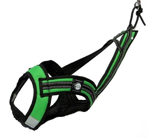 Postroj Zero Faster - zeleno-černý