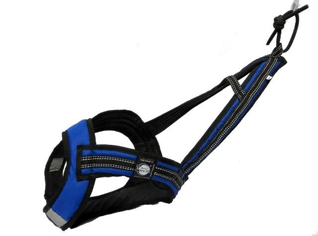 Postroj Zero Faster - modro-černý