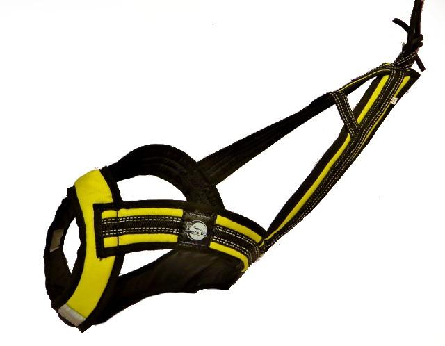 Postroj Zero Faster - žluto-černý