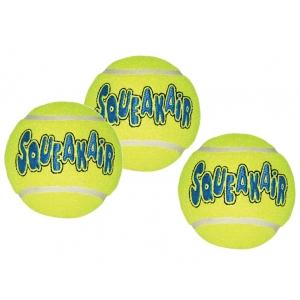 KONG tenis Air dog - míč tenisák mini - 3 ks