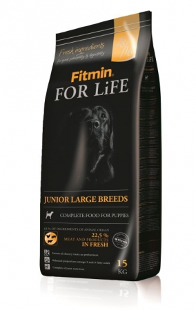 Fitmin For Life Junior Large