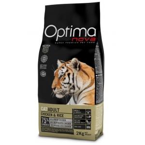 Visán OPTIMA nova Cat Adult Chicken&Rice