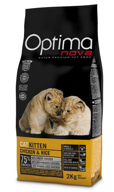 Visán OPTIMA nova Cat KITTEN