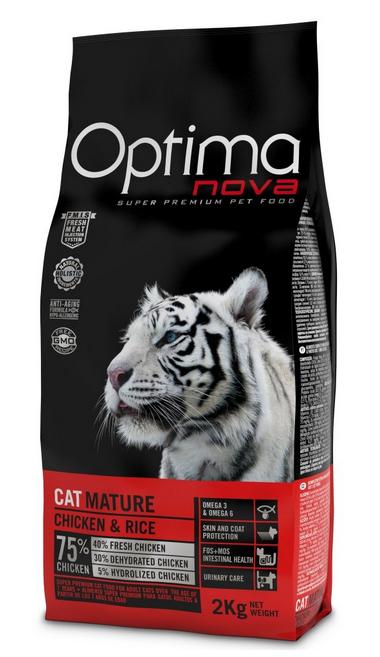 Visán OPTIMA nova Cat MATURE