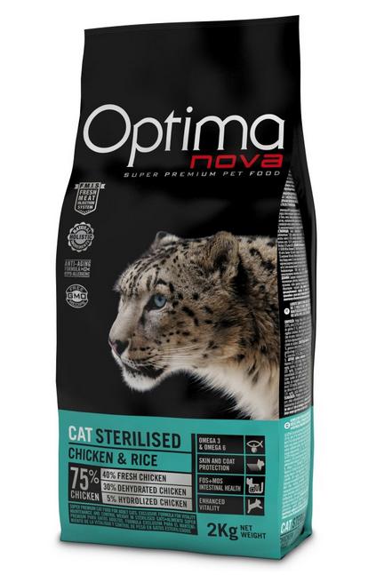 Visán OPTIMA nova Cat STERILISED