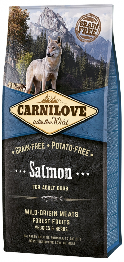 Carnilove Salmon for Adult (losos)