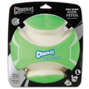 Chuckit! Míč Kick Fetch Max Glow