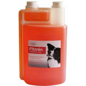 Lososový olej Fitmin - 1 l