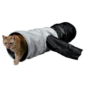 Tunel pro kočky - šustivý