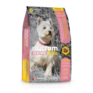 S7 Nutram Sound Adult Dog Small Breed