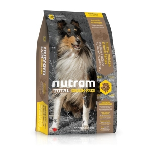 T23 Nutram Total GrainFree Turkey Chicken Duck Dog