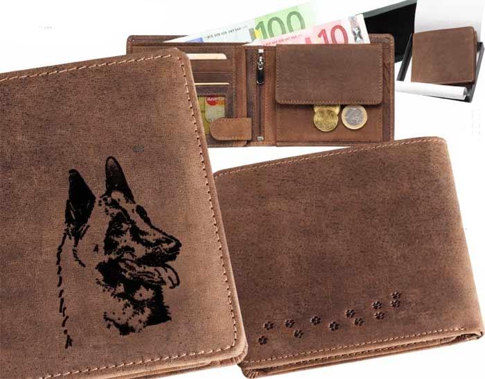 Peněženka pánská - Malinois (040)