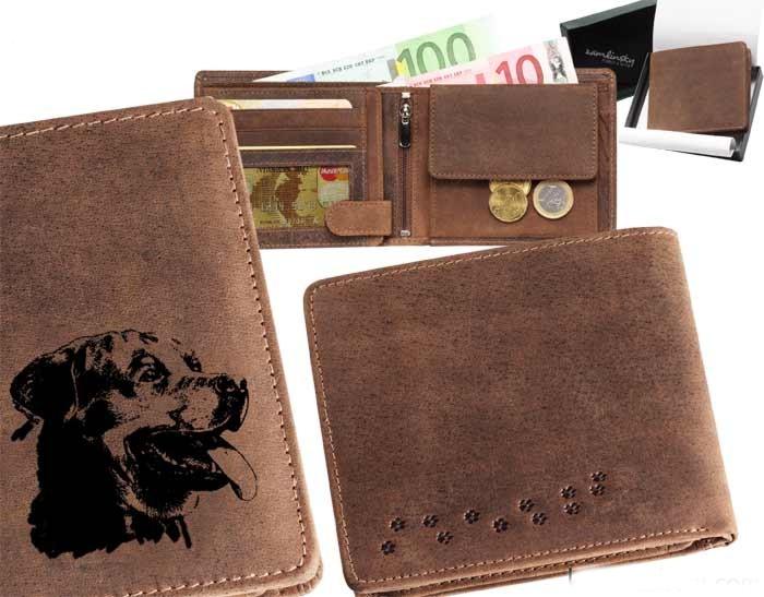 Peněženka pánská - Rottwailer (040)