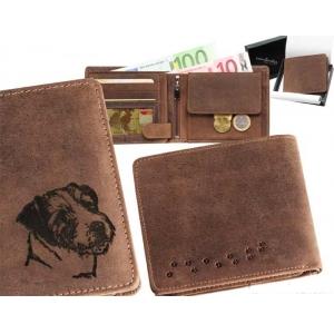 Peněženka pánská - Jack Russel Terier (040)