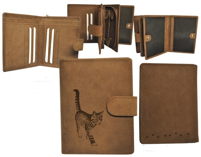 Peněženka dámská - Kočka 2 (011)