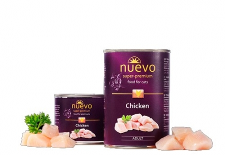 Nuevo Cat Chicken - 400 g - kuřecí