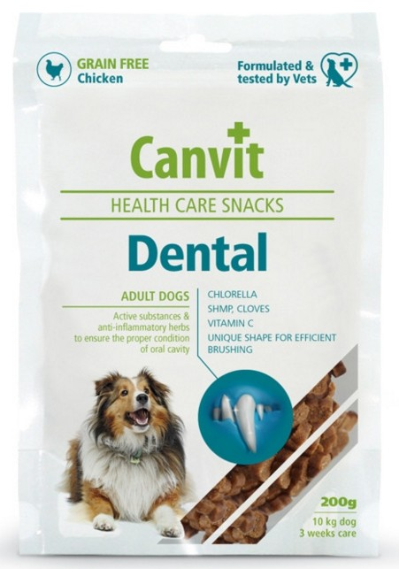 Canvit Snack Dental