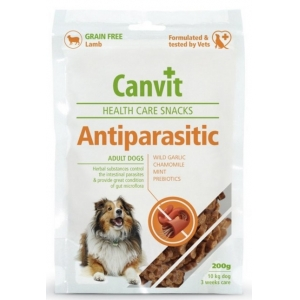 Canvit Snack Antiparasitic