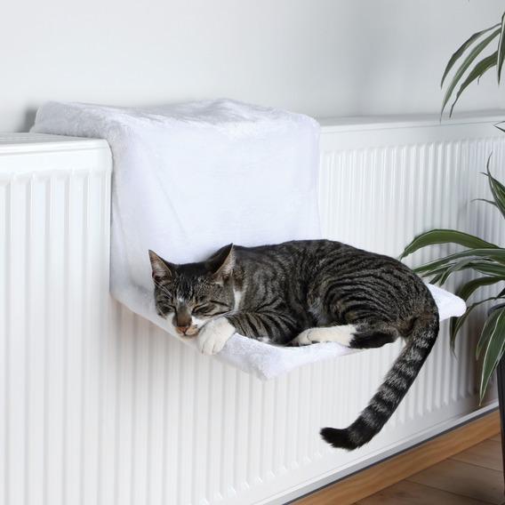 Odpočívadlo na topení - bílé