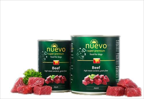 Nuevo Dog Beef