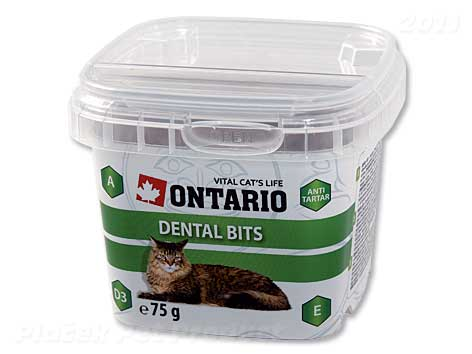 Ontario Snack Dental Bits - 75 g