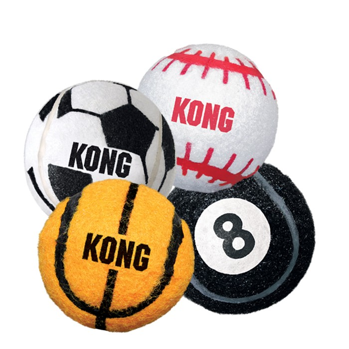 KONG tenis sport míčky
