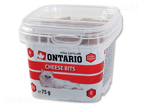 Ontario Snack Cheese Bits - 75 g