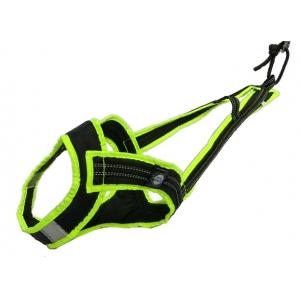 Postroj Zero Faster - černo-neon zelený