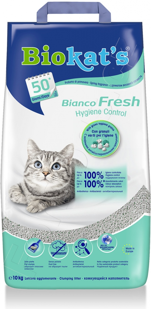 Biokat´s Bianco Fresh